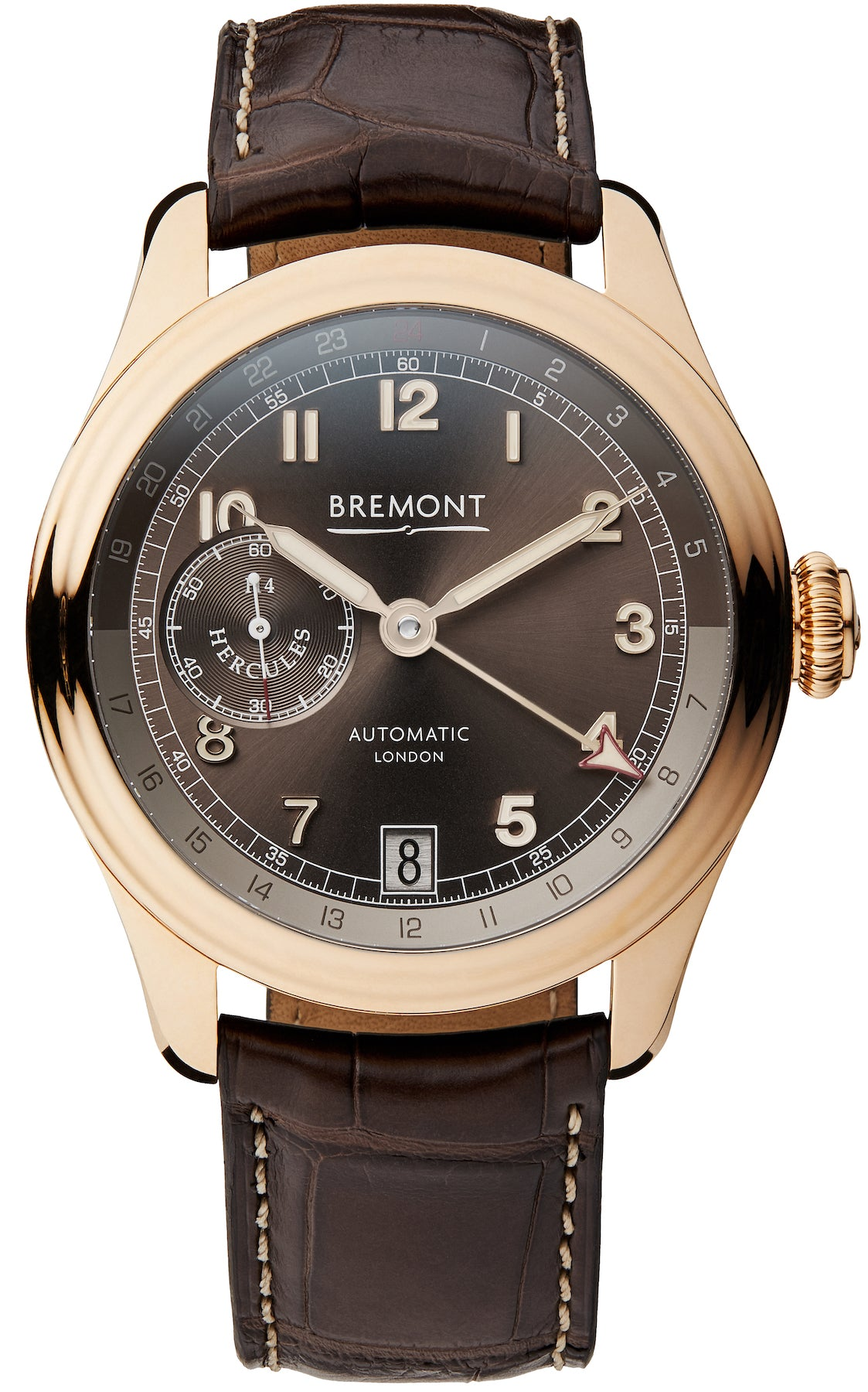 Bremont Watch H-4 Hercules Rose Gold Limited Edition