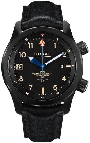Bremont Watch MWII Flying Tiger Jet