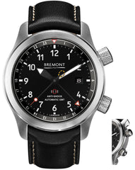 Bremont Watch Martin Baker MBIII GMT Anthracite