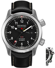 Bremont Watch Martin Baker MBII Black Green