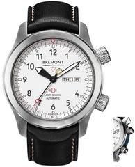 Bremont Watch Martin Baker MBII White Blue