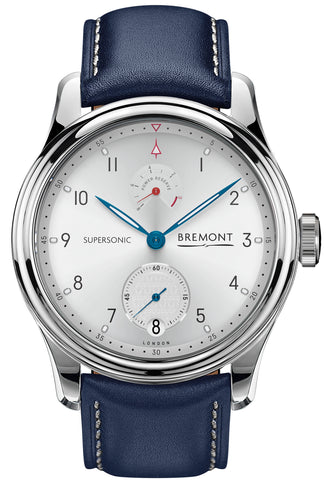 Bremont Watch Supersonic Steel Limited Edition