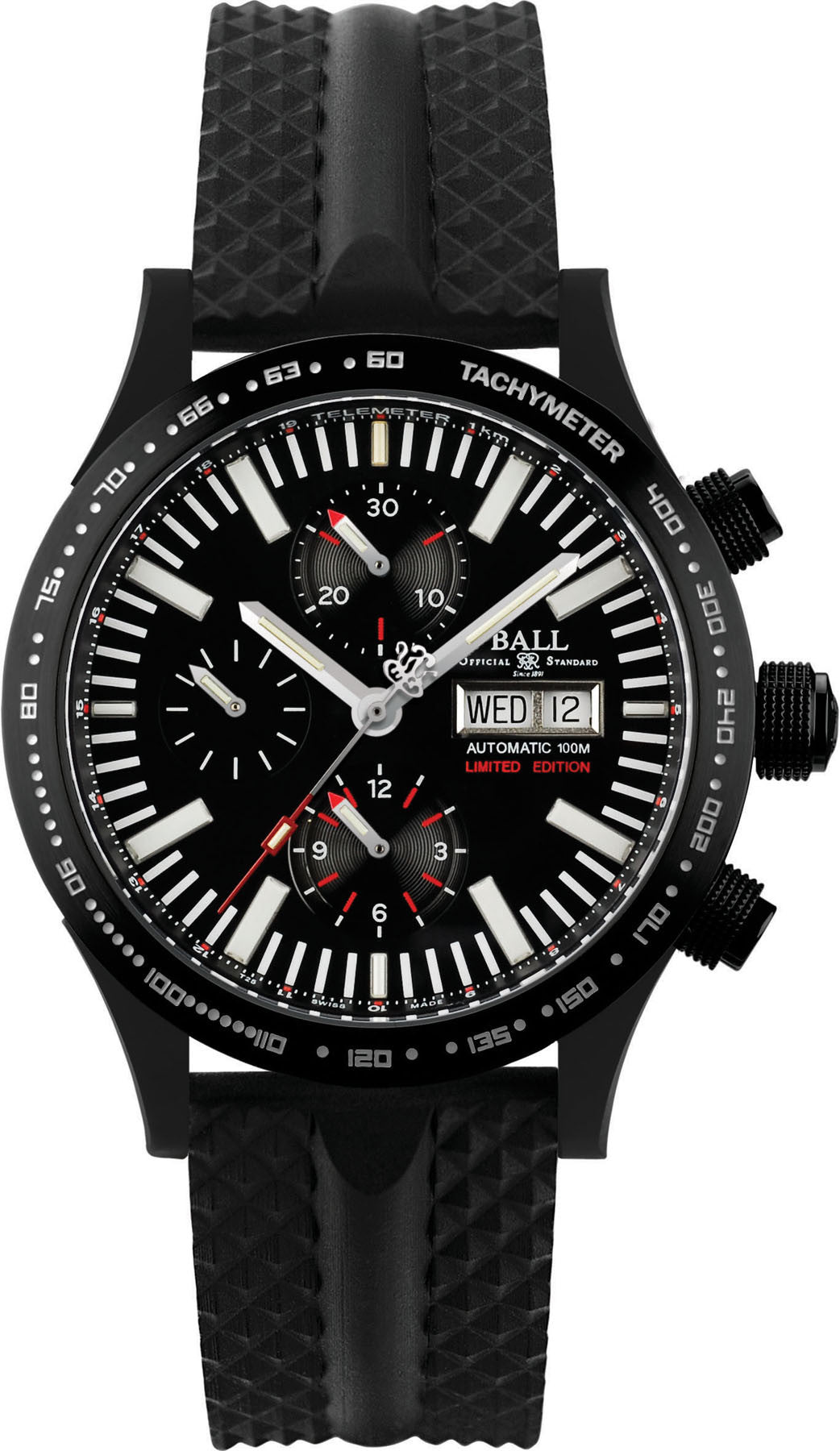 Ball Watch Company Fireman Storm Chaser DLC Limited Edition