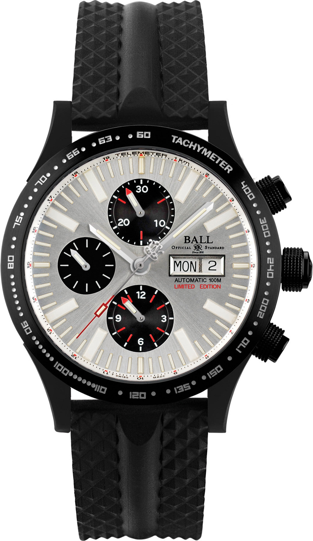 Ball Watch Company Fireman Storm DLC Glow Limited Edition