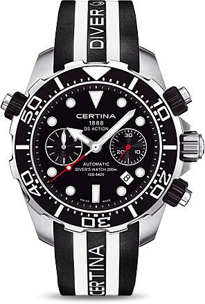 Certina Watch DS Action Chrono Divers Automatic