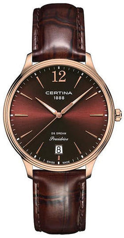 Certina Watch DS Dream 38mm Quartz