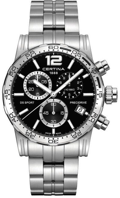 Certina Watch DS Sport Chrono Quartz