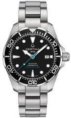 Certina Watch DS Action Diver Sea Turtle Conservancy