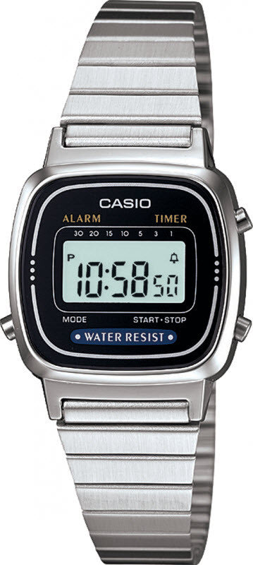 Casio Watch Ladies Digital