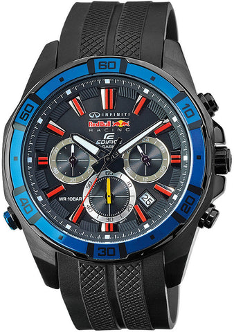 Casio Watch Edifice Red Bull Chronograph Limited Edition D