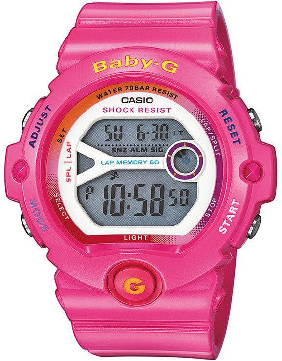Casio Watch Baby G Alarm