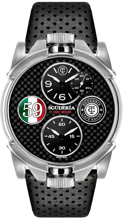 CT Scuderia Watch Tempi Dual Time