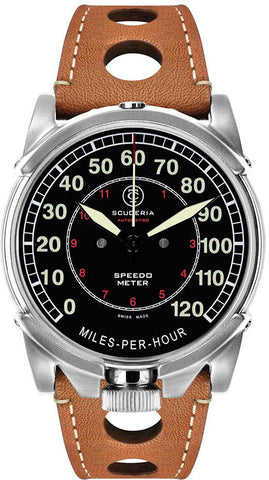 CT Scuderia Watch Dashboard Automatic