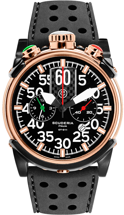 CT Scuderia Watch Saturno Chrongraph