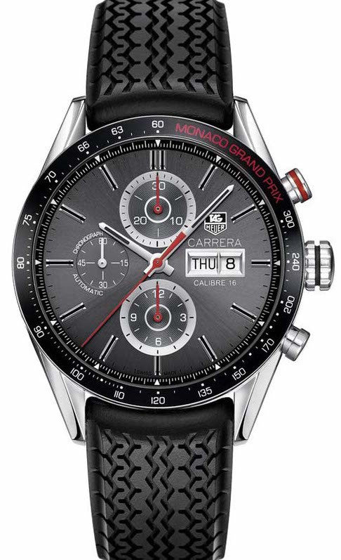 TAG Heuer Watch Carrera Monaco Grand Prix Limited Edition