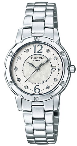 Casio Watch Sheen Ladies D