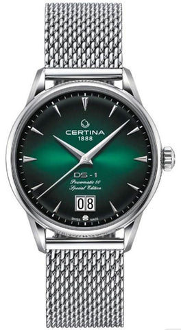Certina Watch DS-1 Big Date Powermatic 80 Special Edition