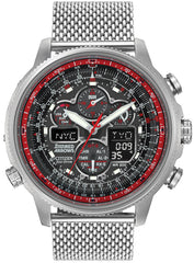 Citizen Watch Eco Drive Navihawk A.T Limited Edition