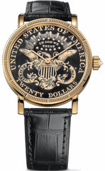 Corum Watch Artisans Coin