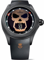 Corum Watch Bubble 52 Magical Djibril Cisse Limited Edition