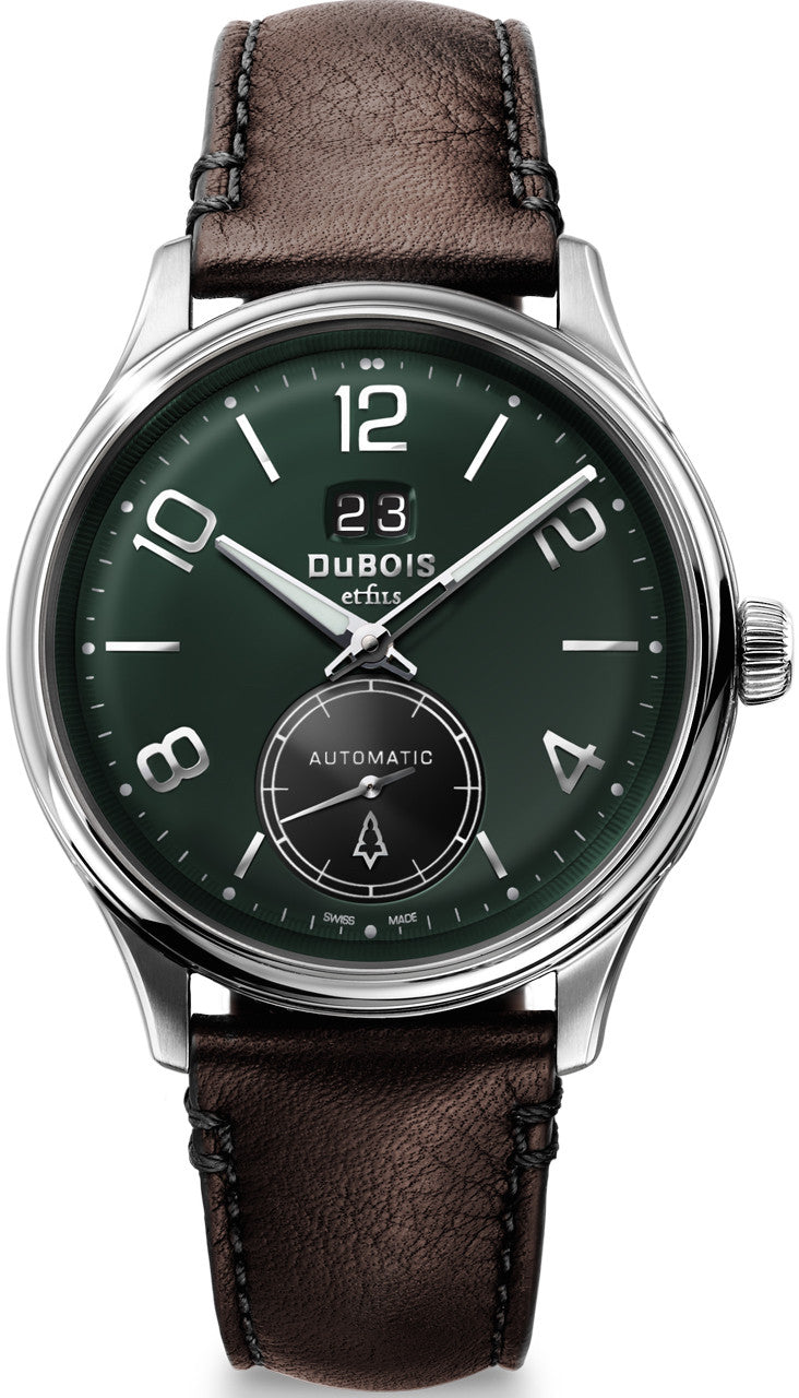 DuBois et fils Watch DBF003-07 2 Hands and Small Seconds Limited Edition