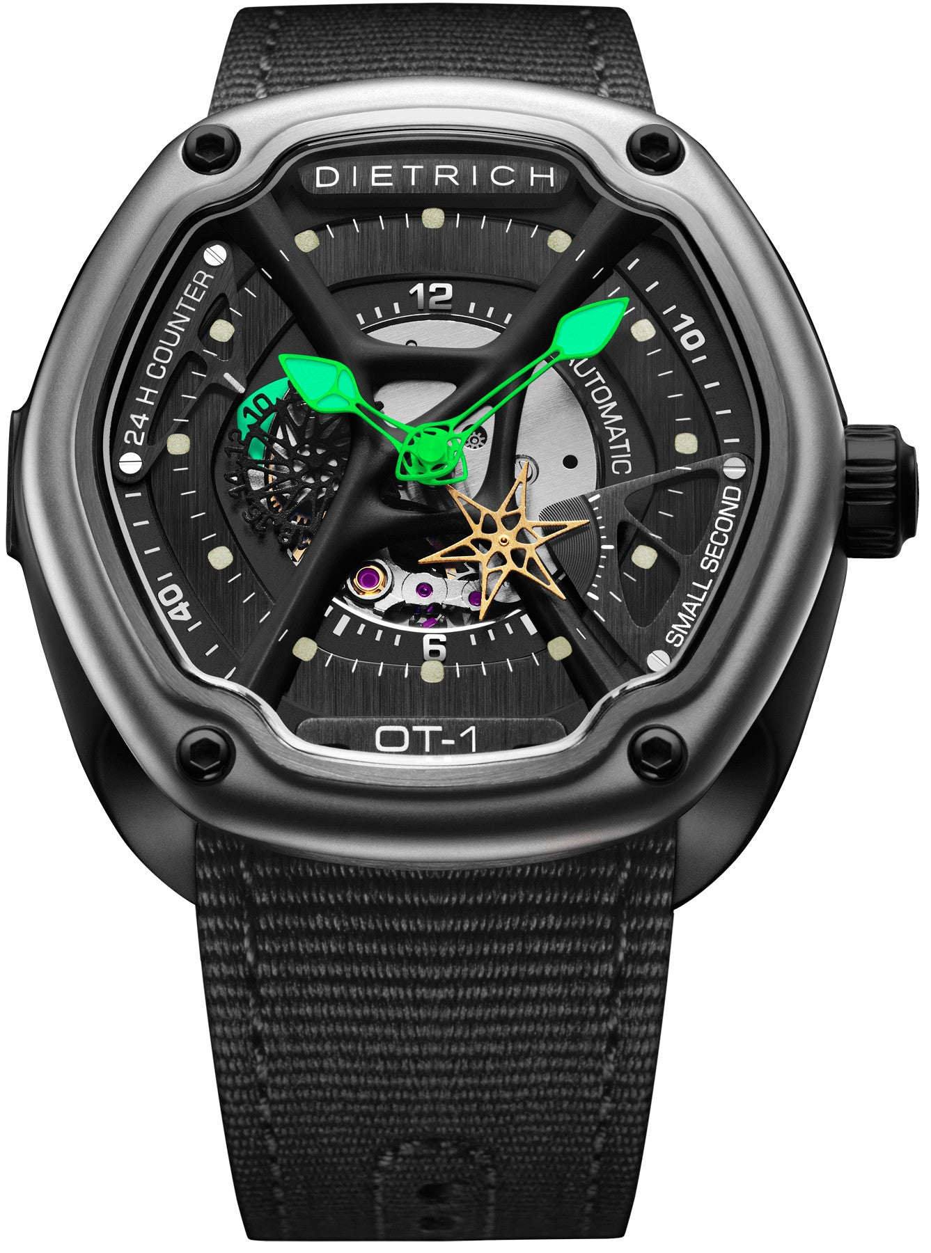 Dietrich Watch OT-1 Green