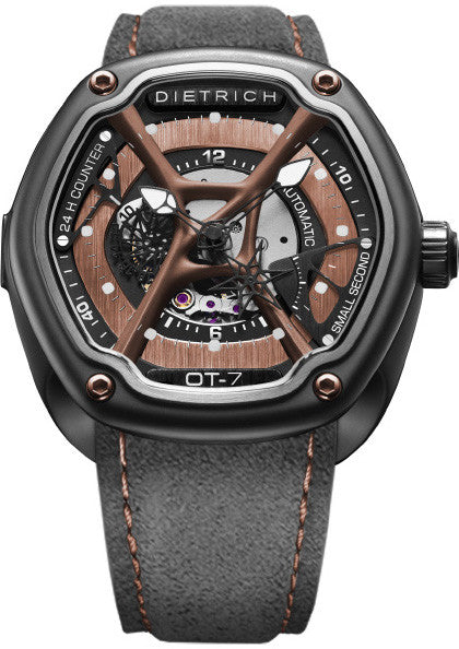 Dietrich Watch OT-7 Black PVD