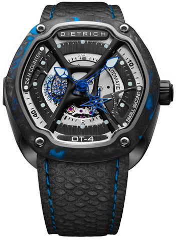 Dietrich Watch OT-4 Carbon Colour Mens