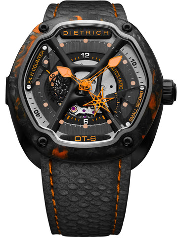 Dietrich Watch OT-6 Carbon Colour