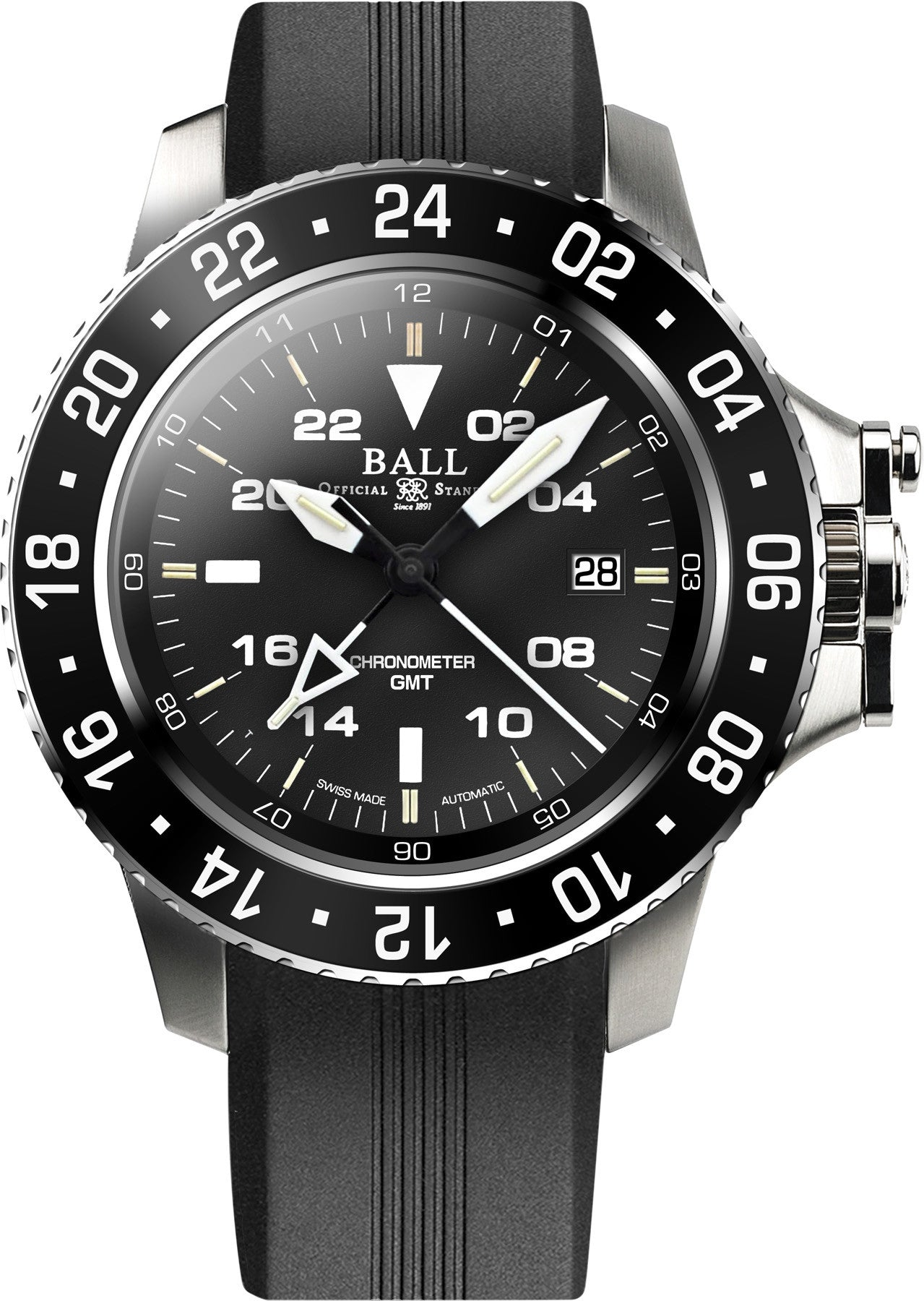 Ball Watch Company Engineer Hydrocarbon Aero GMT