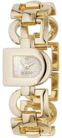 DKNY Watch D Shape Ladies