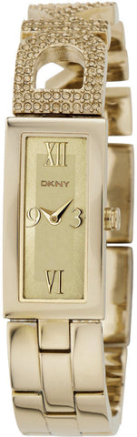 DKNY Watch Logo Ladies D