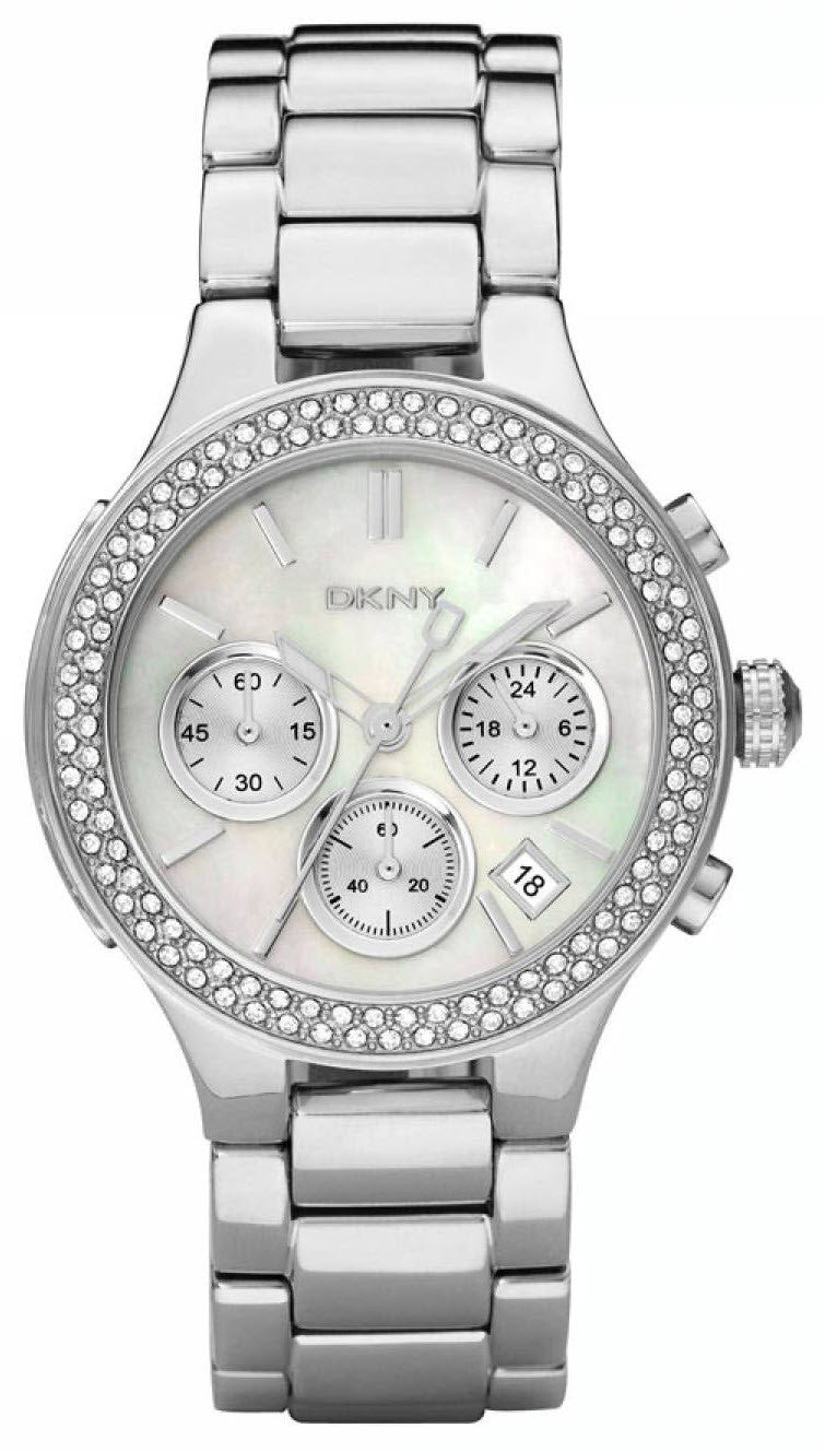 DKNY Watch Glitz Ladies