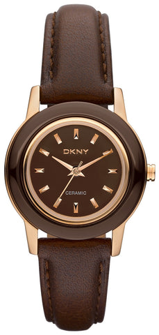DKNY Watch Ceramic Ladies D