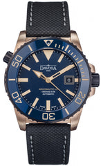Davosa Watch Argonautic Bronze Blue Limited Edition