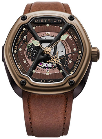 Dietrich Watch OT-5 Bronze PVD D