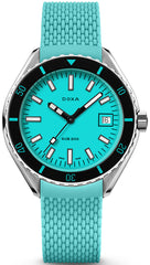 Doxa Watch Sub 200 Aquamarine Rubber