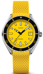 Doxa Watch Sub 200 Divingstar Rubber