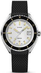Doxa Watch Sub 200 Searambler Rubber
