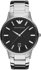 Emporio Armani Watch Renato Mens