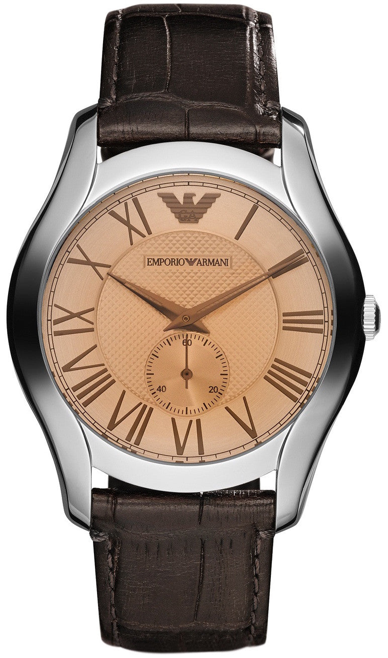 Emporio Armani Watch Valente Mens