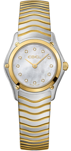 Ebel Watch Wave Mini