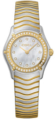 Ebel Watch Wave Mini Ladies