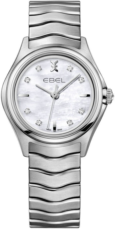Ebel Watch Wave Lady Quartz