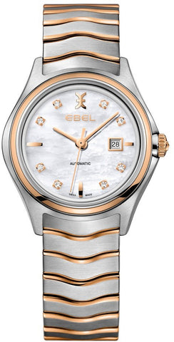 Ebel Watch Wave Lady Automatic