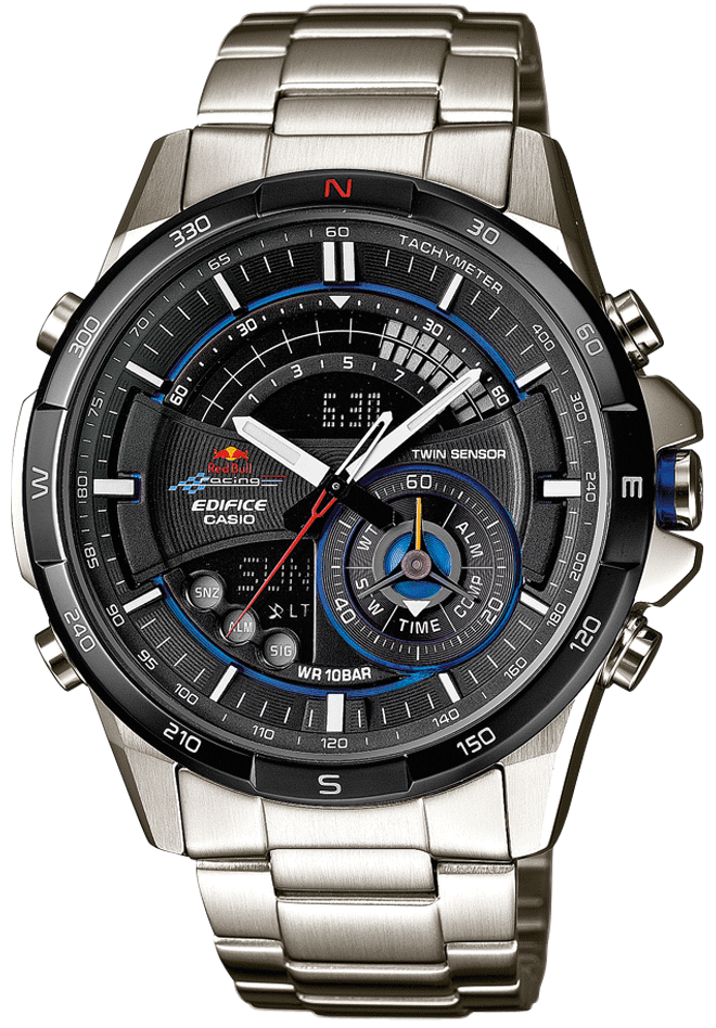 Casio Watch Edifice Red Bull Racing Limited Edition D