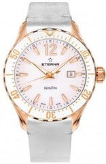 Eterna Watch Lady KontiKi Quartz