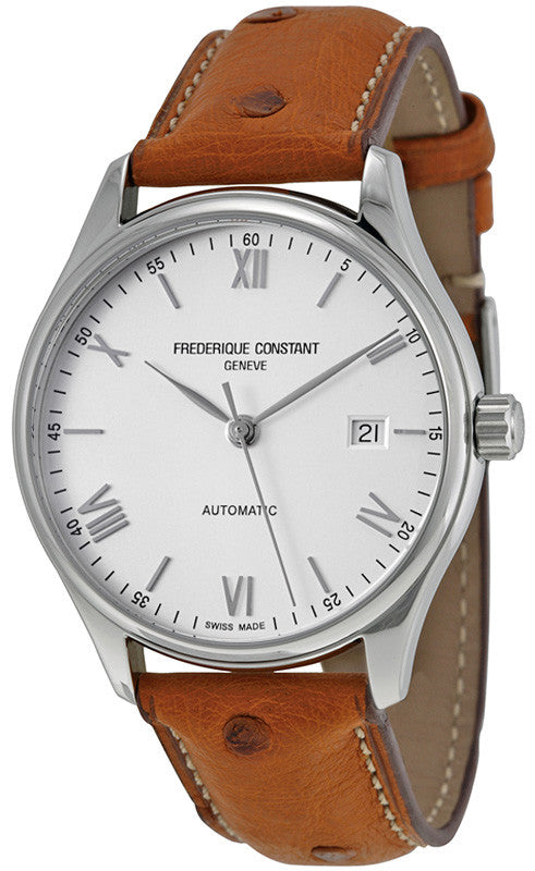 Frederique Constant Watch Classics Index