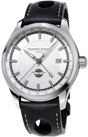 Frederique Constant Watch Vintage Rally Healey GMT Limited Edition
