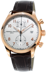 Frederique Constant Watch Runabout Chronograph Limited Edition